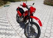 Honda xl 200 en quito