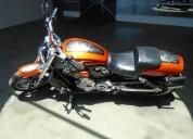 Harley davidson vrod muscle 2013 en quito