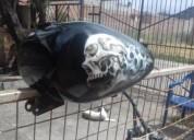 Tanques de gasolina chopper bobber en cuenca