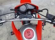 Vendo moto shineray en cevallos