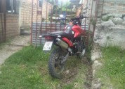 Vendo moto shineray motor 250 en cuenca