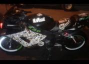 Vendo moto shineray 250 en pedro carbo