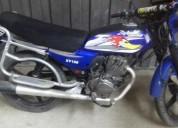 Vendo moto en machala