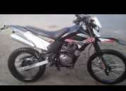 Vendo moto shineray 250 raptor en manta