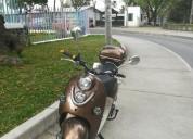 Vendo motoneta del ano 2018 freedom shineray en cuenca