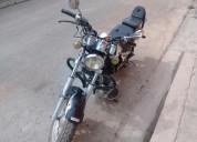 Moto shineray tipo harley vendo o cambio en durán