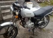 De venta moto zuzuki h en quito