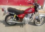 Vendo moto suzuky matricula 2018 en guayaquil