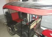 Vendo carroza o completa con moto en guayaquil