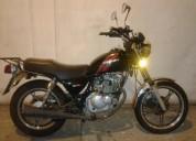 Moto suzuki gn 125 nova 2015 en guayaquil