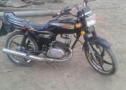 Vendo moto por viaje en babahoyo