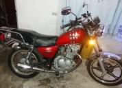 Moto suzuki como nueva en guayaquil