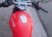 Vendo moto suziki gs 125 movil en manta