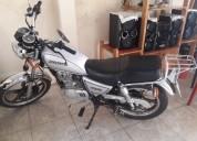 Hermosa moto en venta inf en el carmen
