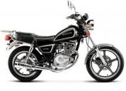 Venta de moto suzuki con credito directo en guayaquil