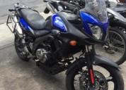 moto suzuki vstrom 650 abs 2015 en quito