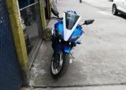 Vendo moto suzuki ano 98 perfecto en quito