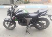 Vendo moto gixxer suzuki cld 150 en guayaquil