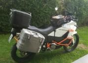 Ktm 990 adventure en cuenca