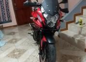 Vendo o cambio con moto de mas cilidrada en guayaquil