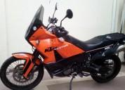 Vendo hermosa ktm 990 2011 en cuenca
