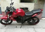 Yamaha como nueva poco recorrido en quito