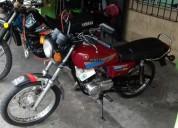 Vendo rx 100 al dia ano 2004 en babahoyo