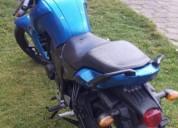 Vendo moto en muy buen estado papeles al da incluido casco en mejía