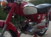 Yamaha reliquia en el carmen