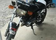 Yamaha rx 115 en la joya de los sachas