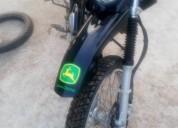 Yamaha xtz 125 en palenque