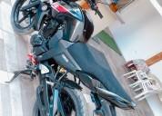 Moto semi nueva x viaje a italia en portoviejo