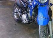 Moto xtz 125 en machala