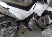 Yamaha 125 en machala