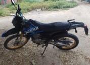 Moto quingqui 200 en portoviejo
