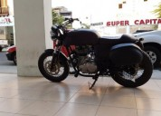 Royal enfield continental gt en manta