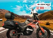 Axxo tracker todo terreno promociones importadora chimasa s a en guayaquil
