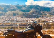 Moto renegade commando en quito