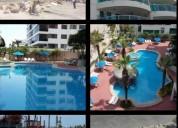 Rento departamento salinas sector puerto lucia inf 3 dormitorios