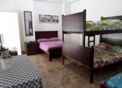 Manta hospedaje 10 dol por persona 1 dormitorios