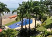 Renta de suit makana resort tonsupa 1 dormitorios