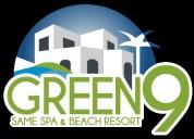 Vendo membresia green 9 casa blanca same 2 dormitorios