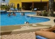 Alquiler salinas casa villa urb privada 3 dormitorios
