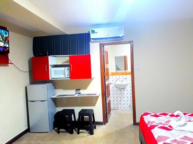 PortCity Junior Suite 1 dormitorios