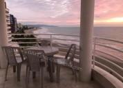 Tonsupa arriendo departamento de lujo frente a la playa 3 dormitorios
