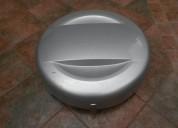 Cubrellanta color plata para llanta emergencia suzuki sz en quito