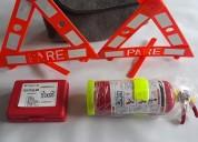 Kit de emergencia para revision vehicular en cuenca