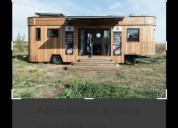 Excelente casas rodantes trailers - remolques