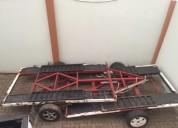 Remolque para autos trailers