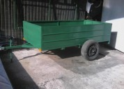 Vendo trailer trailers - remolques